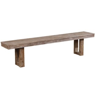 Zeno Wood Bench