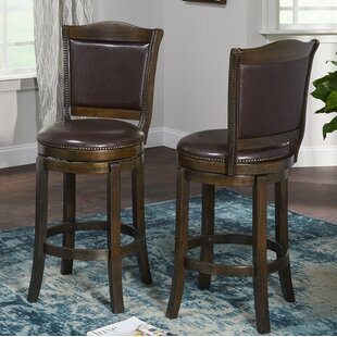Strang 29.75 Bar Stool (Set of 2) DarHome Co