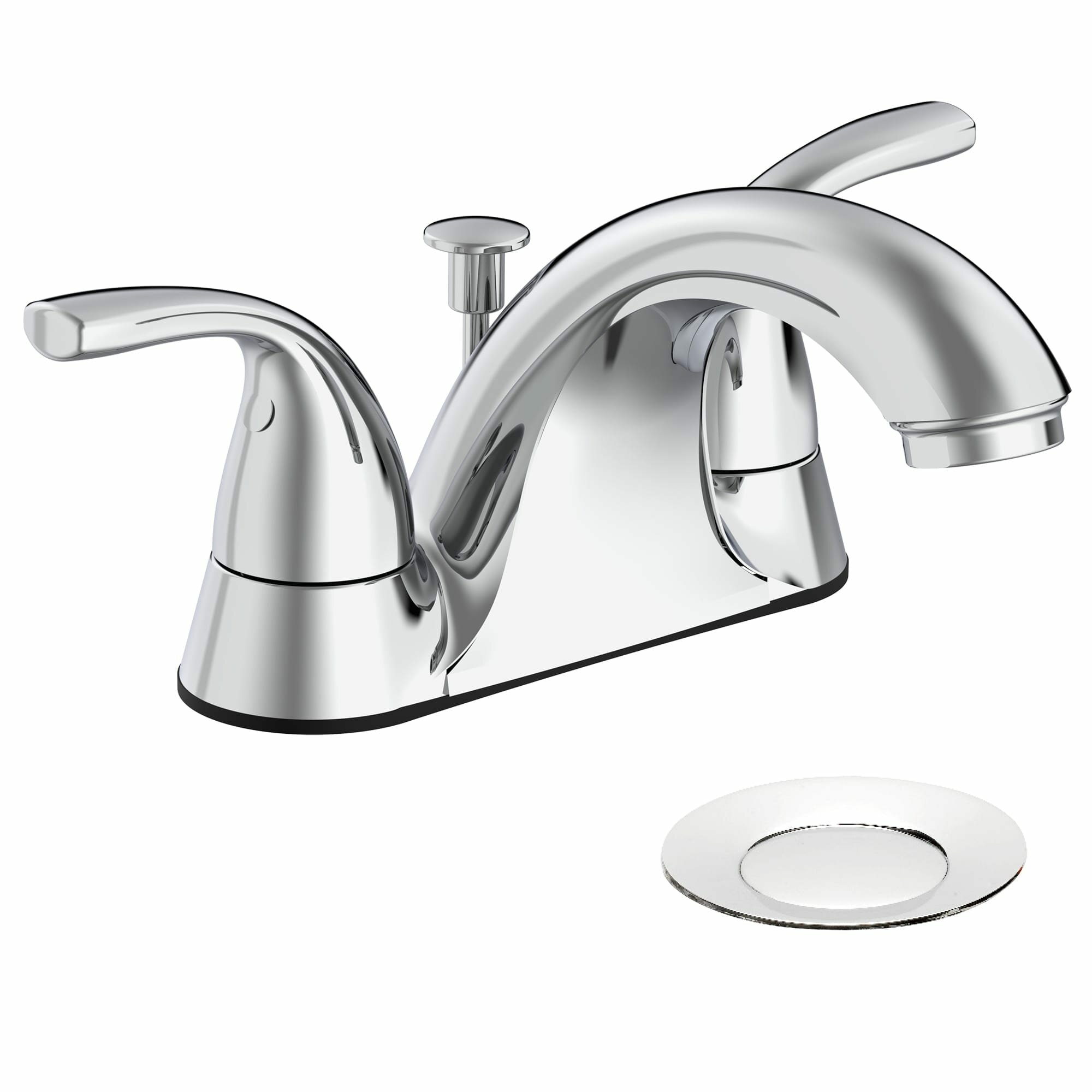 Keeney Belanger Centerset Bathroom Faucet With Drain Assembly Wayfair