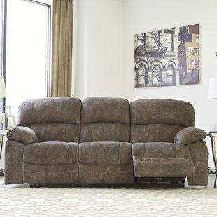 Fabric Power Reclining Sofa Wayfair