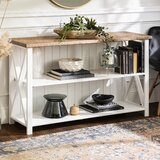 Armando Solid Wood TV Stand for TVs up to 58 by Laurel Foundry Modern Farmhouse®