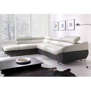 Skyler Reclining Sectional by Wade Logan