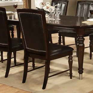 Balmers Side Chair (Set of 2) Astoria Grand