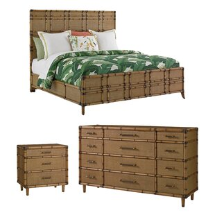 Twin Palms Platform Configurable Bedroom Set