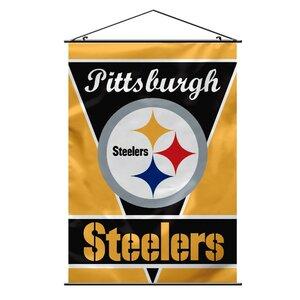 NFL Wall Banner Flag