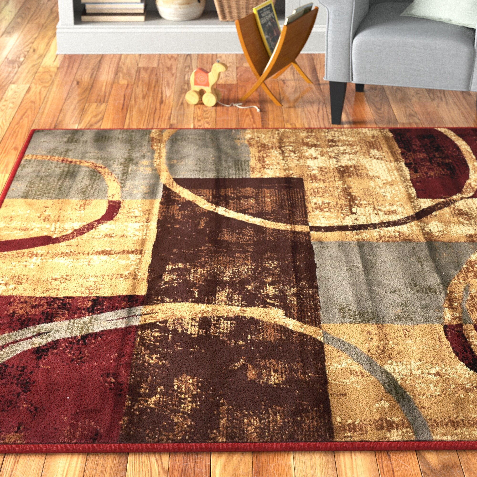 9 X 12 Traditional Area Rugs You Ll Love In 2021 Wayfair