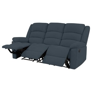 Shop Romanowski Reclining Sofa by Red Barrel Studio