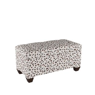 Grays Ferry Tufted Wood Storage Bench