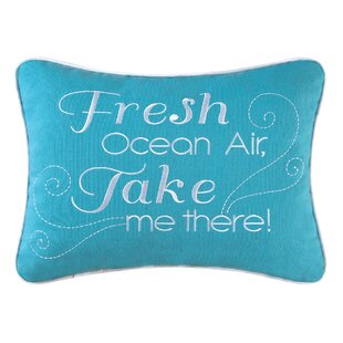 Jelissa Fresh Cotton Lumbar Pillow