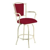 Weston Swivel Bar & Counter Stool by One Allium Way®