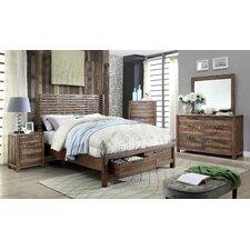 Fidelia Platform Customizable Bedroom Set by Laurel Foundry Modern Farmhouse