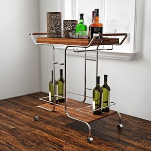 Irvin Bar Cart by Zipcode Design