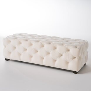 Anneliese Tufted Cocktail Ottoman