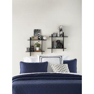 Wapanucka Floating Wall Shelf by Trent Austin Design