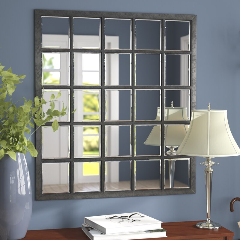 Darby Home Co Accent Window Mirror