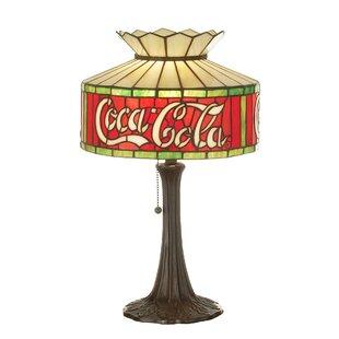 Americana Recreation Coca-Cola 20 Table Lamp