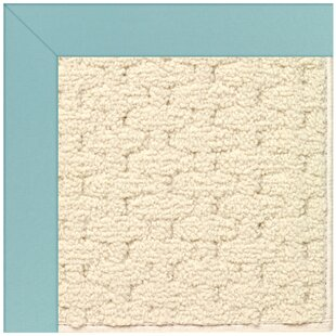 Look for Lisle Off White Indoor/Outdoor Area Rug By Longshore Tides