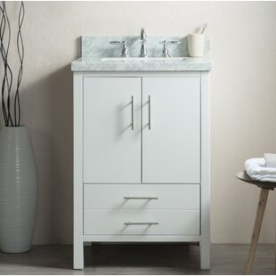 Nadia 24 Single Bathroom Vanity Set by Ebern Designs
