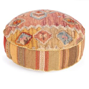 Giancarlo Pouf Ottoman by World Menagerie