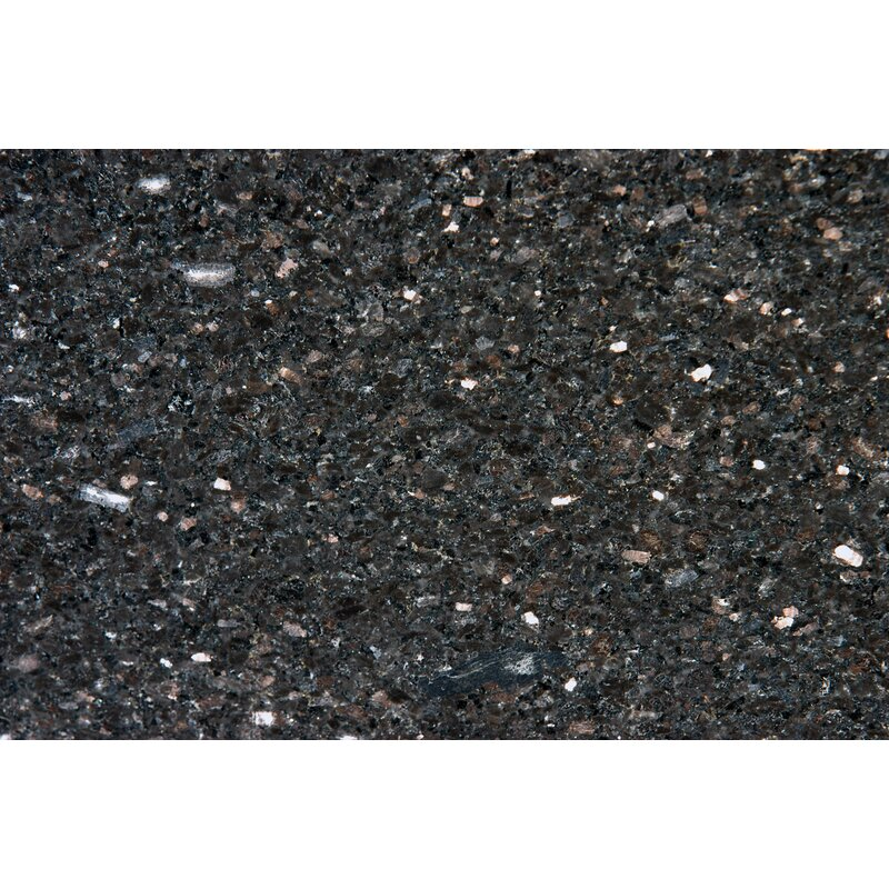 Msi 18 X 31 Polished Granite Tile In Black Galaxy Wayfair