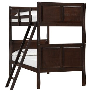 Chamblee Twin Over Twin Bunk Bed By Simmons Casegoods by Harriet Bee 2019 Sale