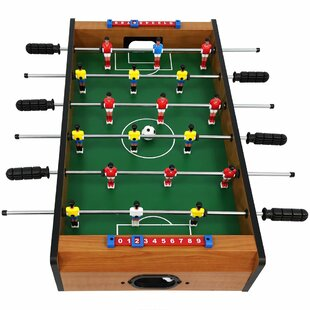 Commodore 28'' Foosball Table By Freeport Park
