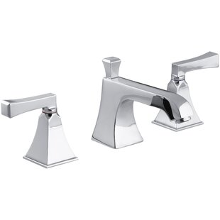 Memoirs? Widespread Bathroom Faucet with Drain Assembly By Kohler