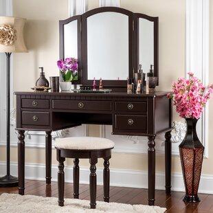 Ladies Vanity Dressing Table Wayfair