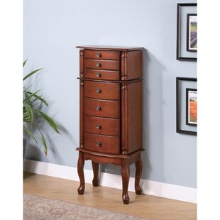 Kilmersdon Traditional Jewelry Armoire