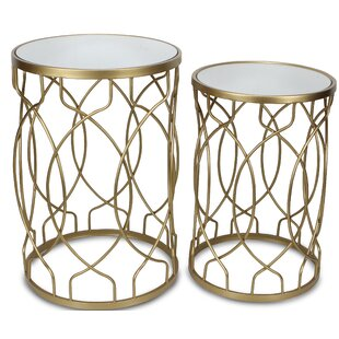 Elbert 2 Piece Nesting Tables