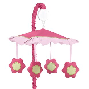 Purchase Flower Musical Mobile By Sweet Jojo Designs