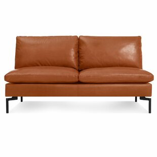Shop The New Standard Armless Loveseat by Blu Dot