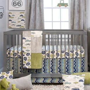 Find the perfect Bullins 3 Piece Crib Bedding Set ByZoomie Kids