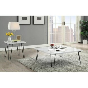 Canyonville 2 Piece Coffee Table Set Brayden Studio