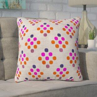 Flemings Diamond Weave Outdoor Throw Pillow