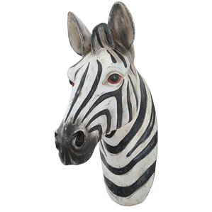 Zebra Wall Decor zebra wall decor | wayfair