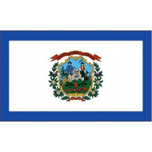 West Virginia Traditional Flag By NeoPlex