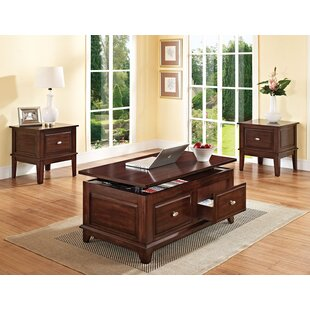 Mahir 2 Piece Coffee Table Set