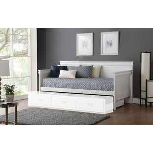 Prine Twin Bed with Trundle by Harriet Bee