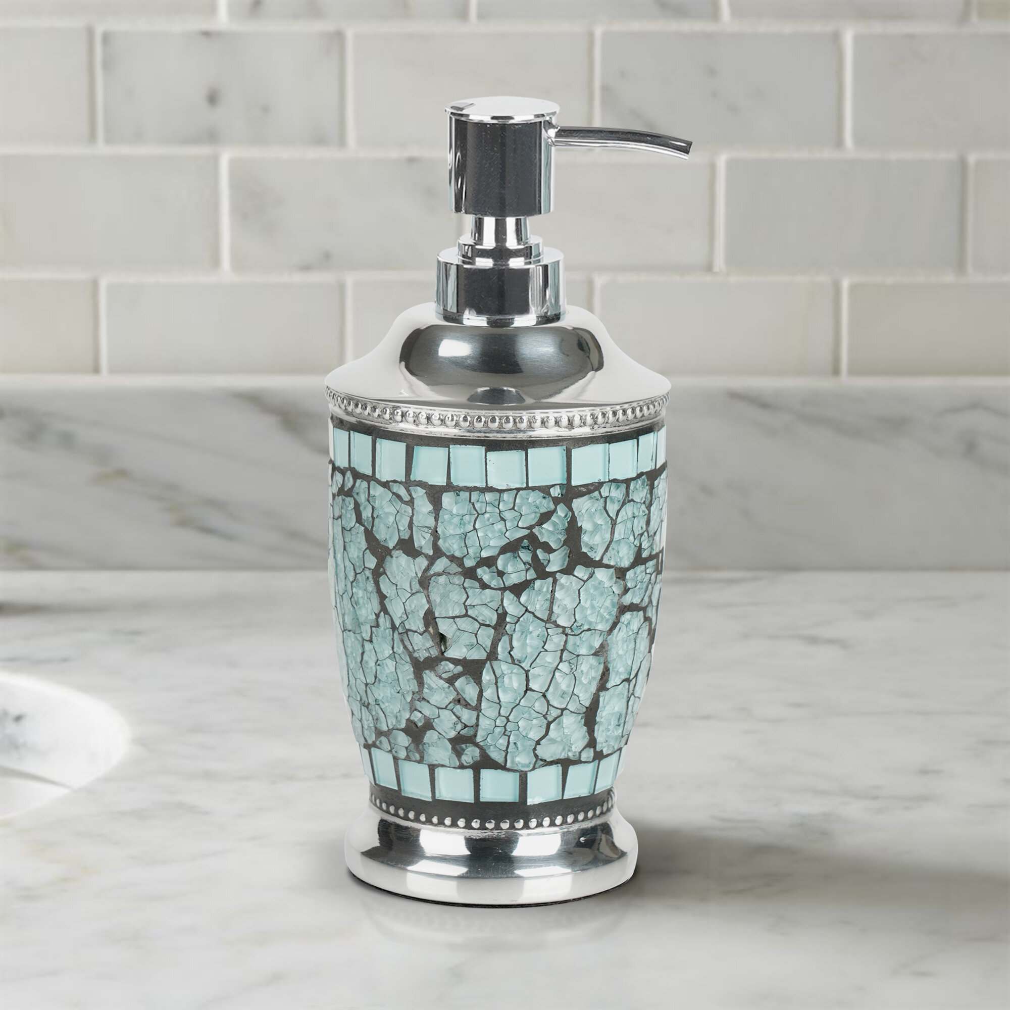 Rosdorf Park Burna Soap Dispenser Reviews Wayfair