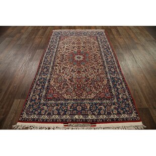 53da751cadd One-of-a-Kind Gilley Traditional Seirafian Floral Isfahan Persian  Hand-Knotted 4 10