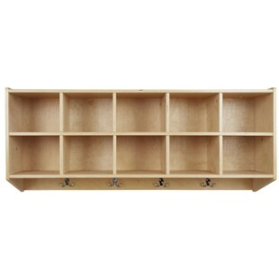 10 Compartment Cubby by ECR4kids