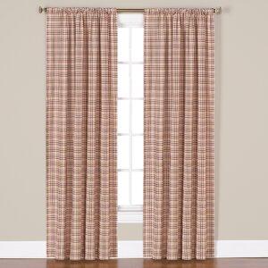 Dexter Single Curtain Panel