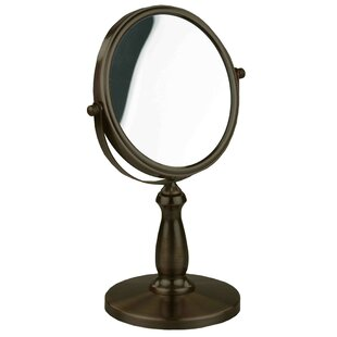 Compare & Buy 2 Sided Cosmetic Mirror By Home Basics