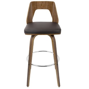 Emory Bar & Counter Swivel Bar Stool