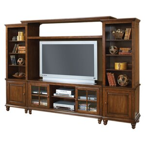 Affordable Hillsdale Furniture Grand Bay Entertainment Center