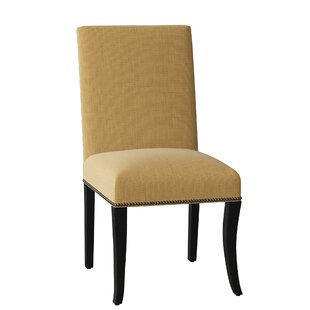 Portland Upholstered Parsons Chair by Sloane Whitney