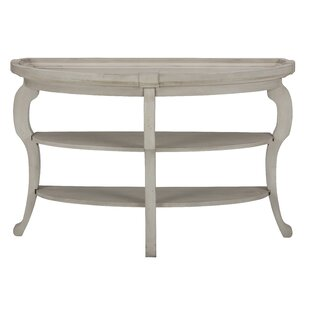 Darvin Transitional Mid-Century Wooden Console Table