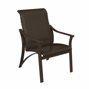 Corsica Patio Dining Chair by Tropitone Herry Up