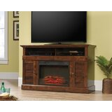 Richview TV Stand for TVs up to 60 with Fireplace Included by Canora Grey
